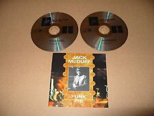 Jack McDuff - Funk Pie (The Concord Recordings, 2000) 2 cd Excellent Condition