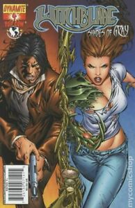 Witchblade Shades of Gray #4A FN 2007 Stock Image