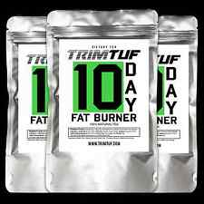 TRIMTUF 30 DAY 3 BAGS FAT BURNER TEA IT WORK FRESH MORE THAN 200 SOLD BUY FRESH