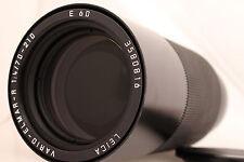 Leitz  Leica R Vario Elmar 70 / 210 mm   1 : 4    E60     A condition