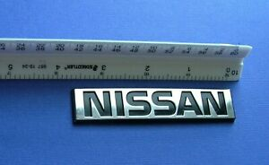 Original 1985-1986 Nissan 300ZX -Nissan Hatch Emblem-Badge