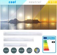 LED Bürolampe DECKENLEUCHTE 60/90/120cm Büroleuchte Panel ULTRASLIM Büro Licht