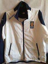 Diadora White/Navy lightweight sport jacket, coat,Scotland,XL