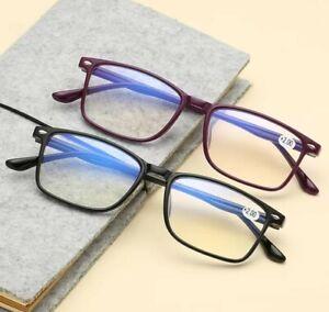 Lesebrille  Sehhilfe Blaulichtfilter Lesehilfe Blaufilter  2 Farben,