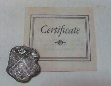 1656 Maravilla Spanish Treasure Trove Ship Wrecked Coin