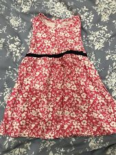 Pink Floral Dress 18-24 Months, 1.5-2 Years