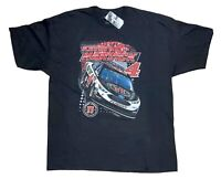 Kevin Harvick Stewart-Haas Jimmy Johns NASCAR T-Shirt Men's Size 2XL #4 NEW
