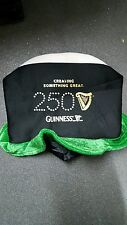 St patricks day (Paddy's Day) guinness 2009 250 year Hat free uk p&p