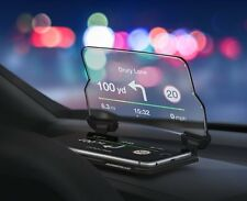 Universal Head Up Display HUD for any car Navigation GPS Driving Gadgets