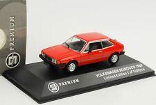 Scirocco VW Volkswagen 1980 rot diecast 1:43 Triple9 Premium