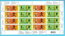 Canada Stamps - Full Pane of 16 - 2004, Olympic Summer Games  #2049-2050 - MNH