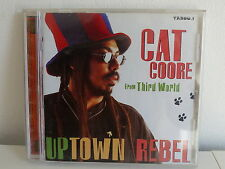 CD Album CAT COORE from THIRD WORLD Uptown rebel TABOO 1 TB1CD01