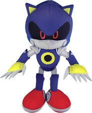 "1x Great Eastern (GE-52523) Sonic The Hedgehog 11"" Plush Doll Toy - Metal Sonic"