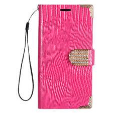 Gemusterte Handy-Schutzhüllen aus Kunstleder für Motorola