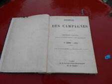 le Journal des Campagnes    8 eme Année   1879  ( Agriculture