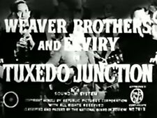 TUXEDO JUNCTION (1941) DVD THE WEAVER BROTHERS, THURSTON HALL