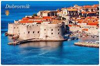 Fridge magnet vinyl ,Dubrovnik Croatia  souvenir, gift