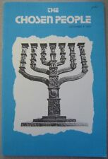 Chosen People - Sep 1973 - American Board of Mission to the Jew - Christian