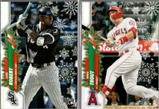 2020 Topps Walmart Holiday Base & Rookie Rc #1-200 - You Pick From A List