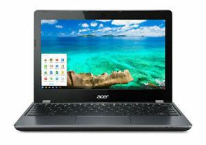 "Acer C740-C4PE Chromebook 11.6"" 16GB SSD Intel Celeron 1.50GHz 4GB RAM Chroms OS"