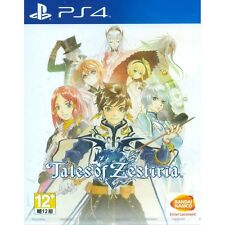 Tales of Zestiria (Chinese Sub) (PS4)