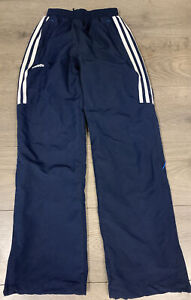 Childrens Adidas Tracksuit Bottoms Blue Age 11-12