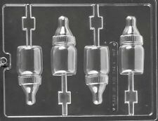 BABY BOTTLE LOLLIPOP CHOCOLATE CANDY MOLD MOLDS SHOWER PARTY FAVOR FAVORS