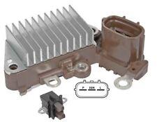 Lichtmaschinenregler + Kohlehalter Denso 126000-3490 / 12V   P / IG / L
