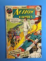 ACTION COMICS #403 SUPERMAN in Return of the VIGILANTE + SUPERBOY DC 1971