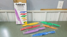 Cuisinart Advantage 12 PC Knife Set Non Stick Color Coating Stainless Steel