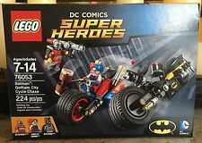 Lego Batman Gotham City Cycle Chase (76053) NIB