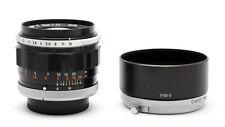 Canon FL 55mm f1.2 Manual Focus Lens  21526