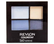 REVLON COLORSTAY 16 HOURS EYE SHADOW QUAD 560 SERENE OMBRETTI