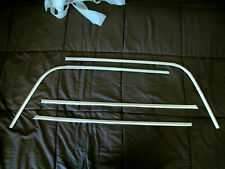 "72 73 74 75 76 77 78 79 Ford Ranchero Rear Window Trim moldings ""SHOW CONDITION"""
