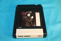 Classic Rock 8 Track Tape ~ Eddie Money ~ Two Tickets To Paradise ~ TESTED 1977