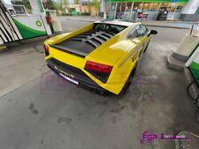 Squadra Corse Rear bumper & Diffuser set for Lamborghini Gallardo