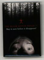 "1999 The Blair Witch Project Film 3 1/8"" Pinback Button"