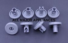 Westinghouse Dishwasher Bottom Basket Wheels (pkt 8) 50286965-00/4 SB908WL SB908