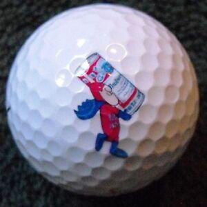 (36) Callaway Mix Mint (Budweiser Bud Man Holdin Beer Logo) Used Golf Balls