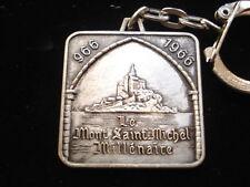 PORTE CLES ABBAYE LE MONT SAINT MICHEL MILLENAIRE 966 1966 MAGDELEINE