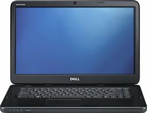 """New 1 Dell Inspiron 15.6"""" I15N-2657OBK Laptop i3-2350M 4GB 500GB WEBCAM Notebook"""