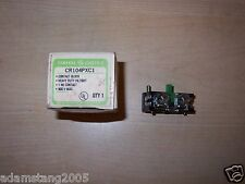 NEW GENERAL ELECTRIC GE CR104PXC1 OILTIGHT CONTACT BLOCK 1 N.O. 600V MAX