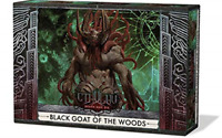 CMON ,Death May Die The Black Goat of The Woods , Horror Board Game , DMD003