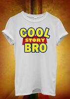 Cool Story Bro Toy Meme Tell It Again Men Women Unisex T Shirt Tank Top Vest 645