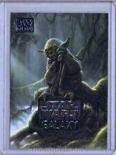 STAR WARS GALAXY SERIES 6 SET OF 120 CARDS