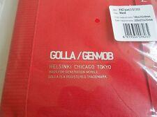 Nuevo Ipad 2/iPad caso rojo de Golla