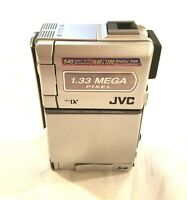 JVC Digital Video Camera GR-DVP9AG 200x Digital Zoom 8MB