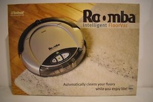Roomba Intelligent FloorVac