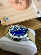 Seiko 5 SNKK27 Mod Double Dome SAPPHIRE Crystal Automatic Watch