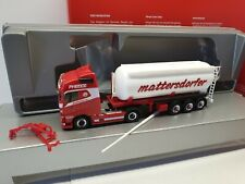 VOLVO FH Mattersdorfer Transport  9300 St. Veit a. d. Glan, AUSTRIA  SILO 925419